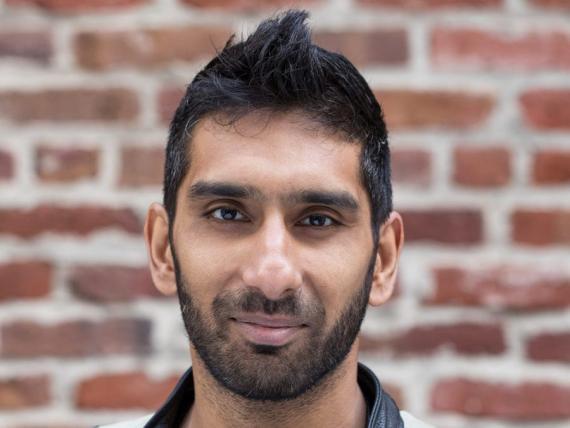 Rahul Vohra es el CEO y fundador del proveedor de correo electrónico Superhuman.