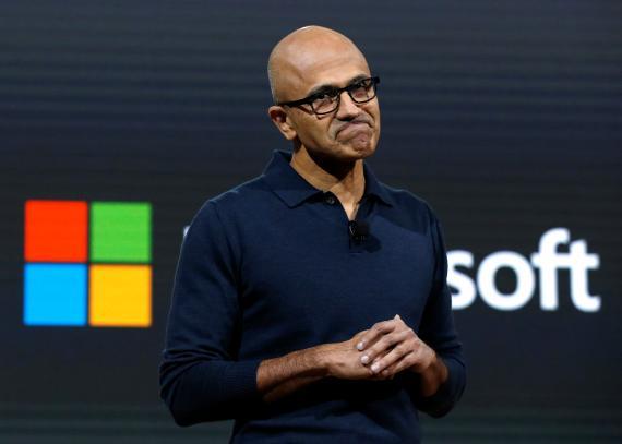 Satya Narayana Nadella, CEO de Microsoft