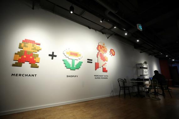 Sede de Shopify en Ottawa (Canadá).