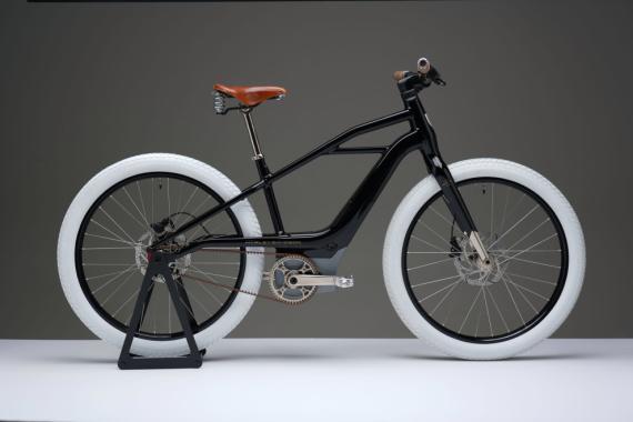 Serial 1, la bicicleta eléctrica de Harley-Davidson.