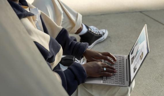 Surface Laptop Go, el nuevo portátil de Microsoft diseñado para el teletrabajo y los estudiantes