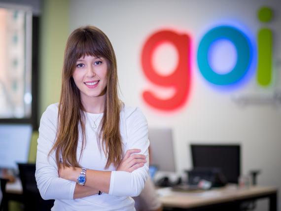 Yaiza Canosa, CEO de GOI.