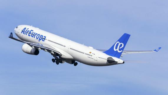 Air Europa avión