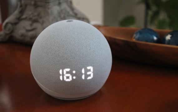Amazon Echo Dot 4 review