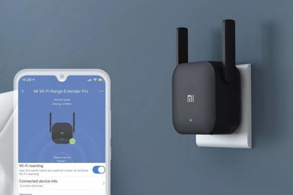 amplificador Xiaomi WiFi Extender Pro