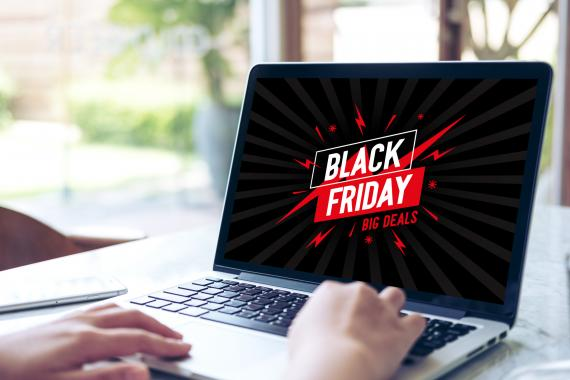 ¡Ofertas de Black Friday ya disponibles!