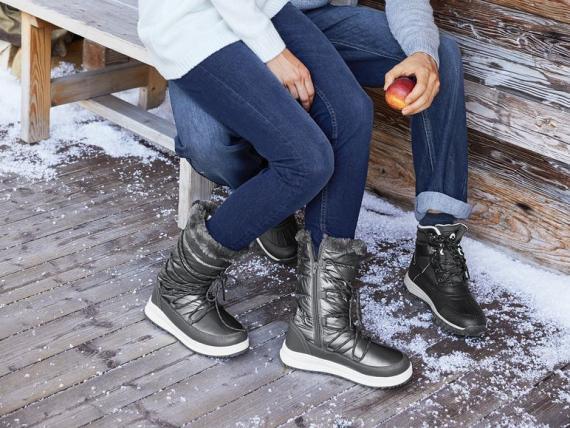 Botas de invierno de Lidl