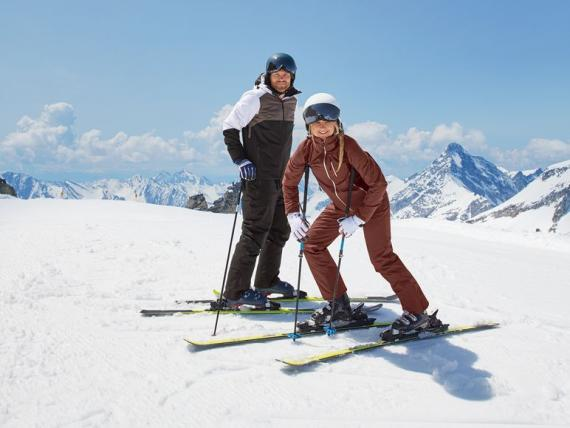 Chaquetas de esquí Lidl