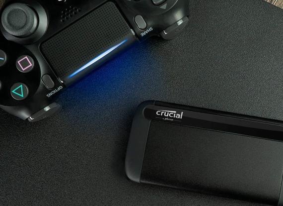 Disco duro SSD Crucial