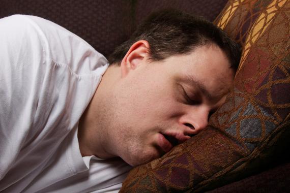 dormir, roncar