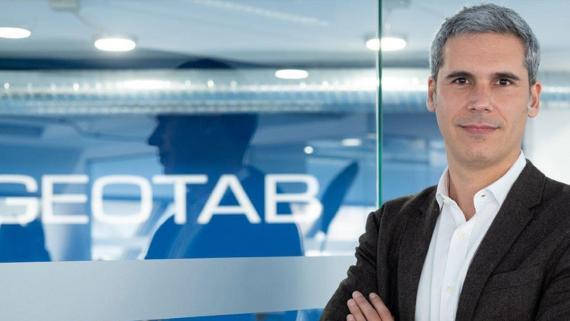 Iván Lequerica, vicepresidente de Geotab para el sur y el oeste de Europa