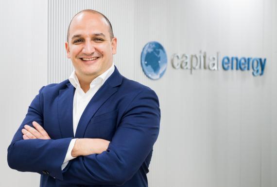 Juan Jose Sánchez, consejero delegado de Capital Energy