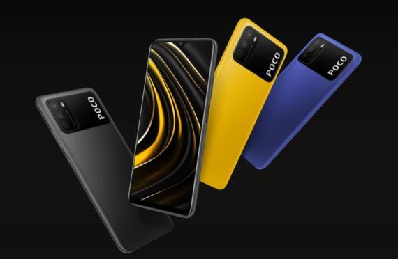 M3, el nuevo móvil de POCO