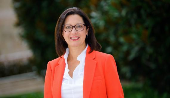 Marta Elvira, profesora de Dirección de Personas y Dirección Estratégica y titular de la Cátedra de Empresa Familiar del IESE