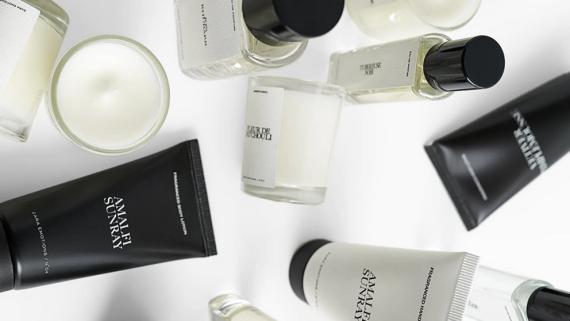 Productos del calendario de adviento de Zara.