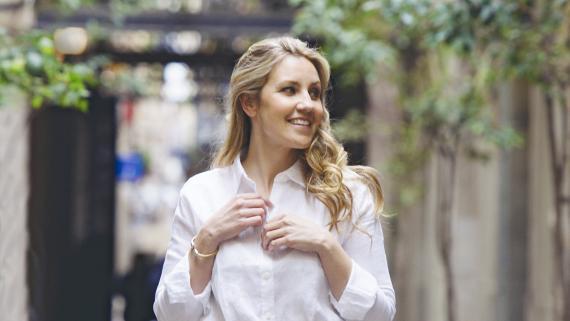 Sara Werner, CEO de Cocunat