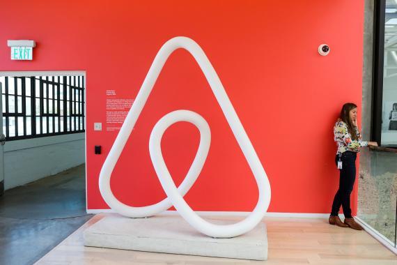 Sede de Airbnb en San Francisco