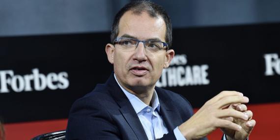 Stephane Bancel, CEO de Moderna