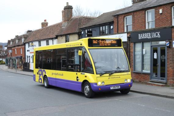 ViaVan transporte público
