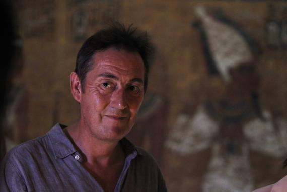 Adam Lowe, director de Factum Arte en Madrid.
