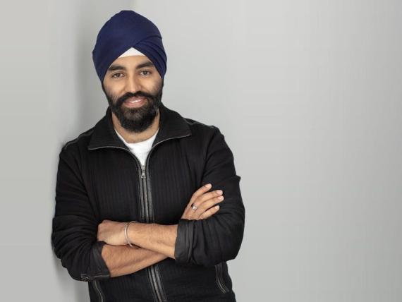 El CEO de Oura, Harpreet Singh Rai