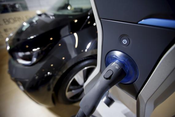 Coche eléctrico de BMW