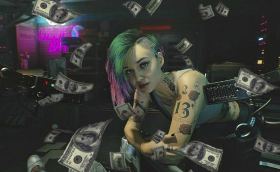 Como conseguir dinero en Cyberpunk 2077