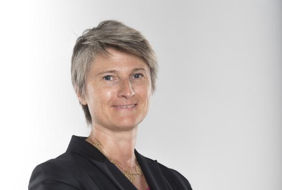 La consejera delegada de Ouigo España, Hélène Valenzuela.