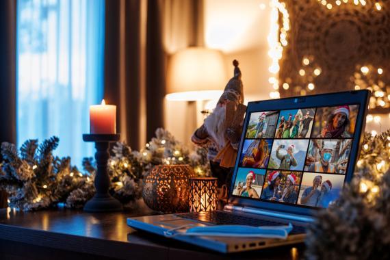 Dedicatorias para Navidad y nochebuena