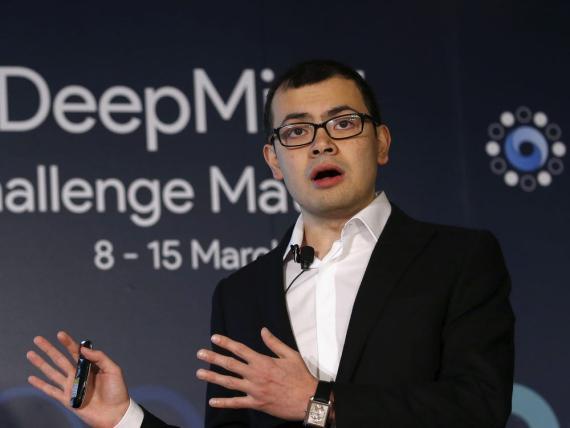 Demis Hassabis, CEO de Deep Mind