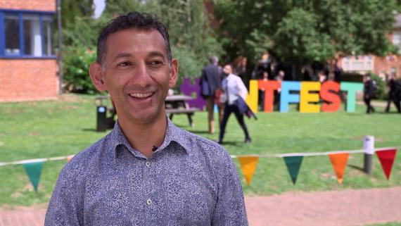Dhiraj Mukherjee, cofundador de Shazam