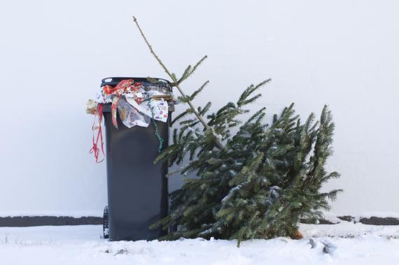fin de la Navidad