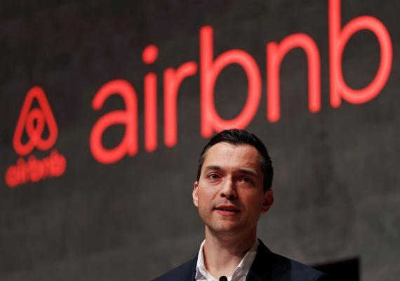 Uno de los fundadores de Airbnb, Nathan Blecharczyk