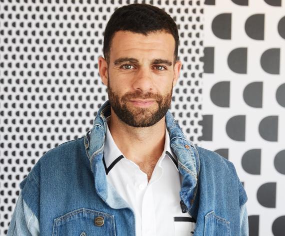 Guillem Gallego, Chief Marketing Officer de Desigual.