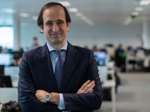 Jaime Peñaranda, director global de servicios financieros de Neoris.