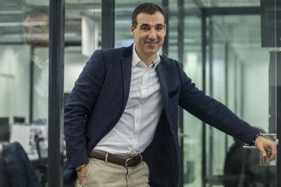 Miguel Vicente, cofundador de Antai Venture Builder y de empresas como Let's Bonus o Wallapop.