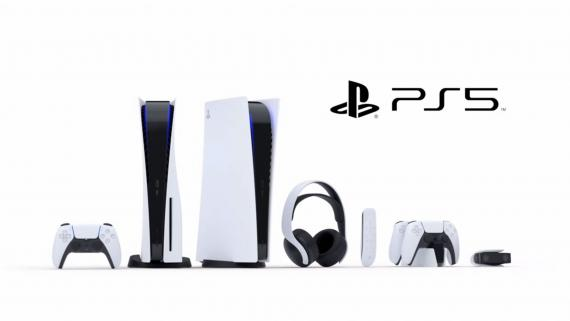 PS5 consola