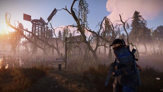 Rust juego PS4 Xbox One y PC