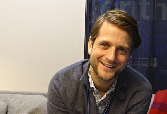 Sebastian Siemiakowski, CEO de Klarna.