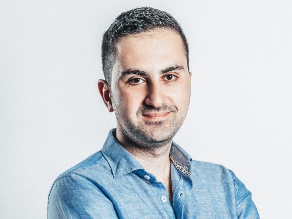 Soroush Salehian, cofundador de Aeva