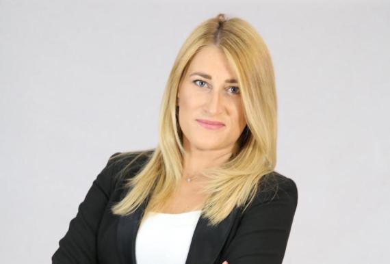 Uliana Torkunoba, CEO fundadora de LetMePark.