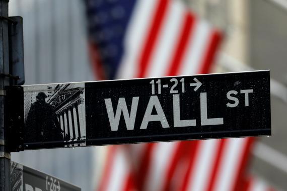 Wall Street, en Nueva York