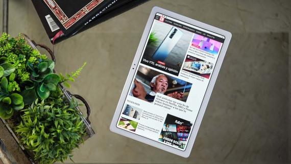 Análisis Galaxy Tab A7 2020