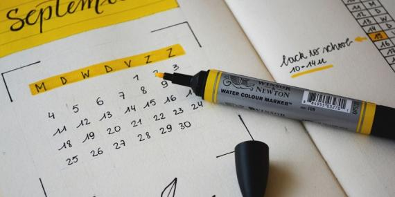 Calendario fiscal 2021 para autónomos y pymes