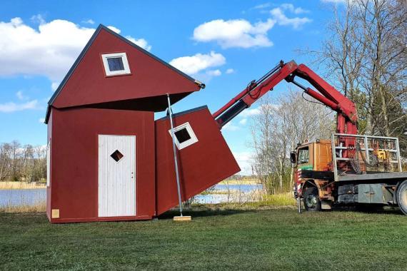 Casas prefabricadas Brette House