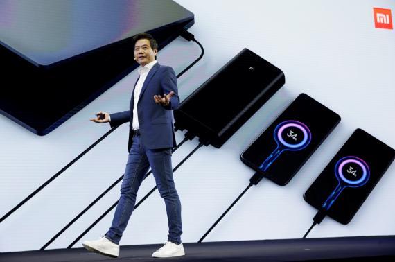 El CEO y fundador de Xiaomi Lei Jun