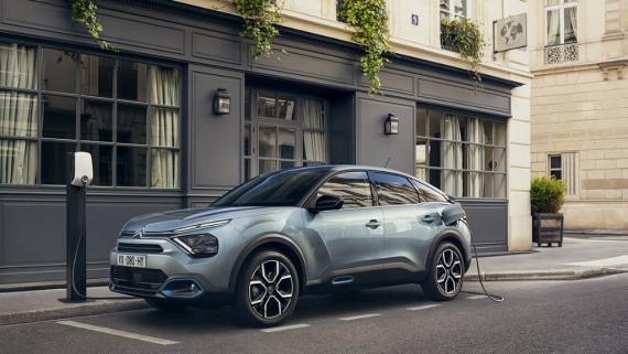 Citroën ec4