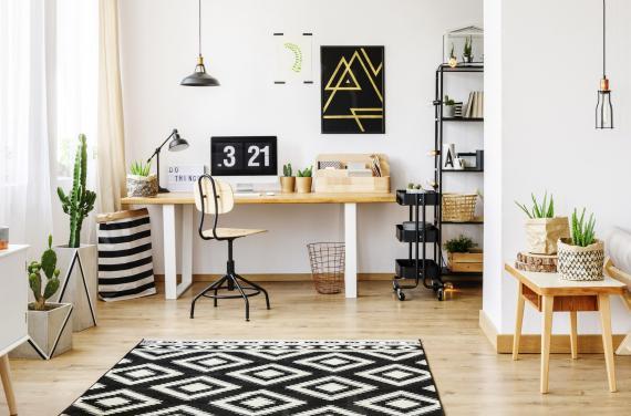 Cómo montar tu oficina en casa