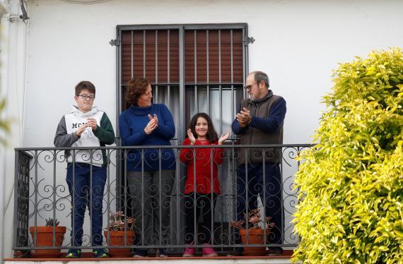 Confinamiento en España