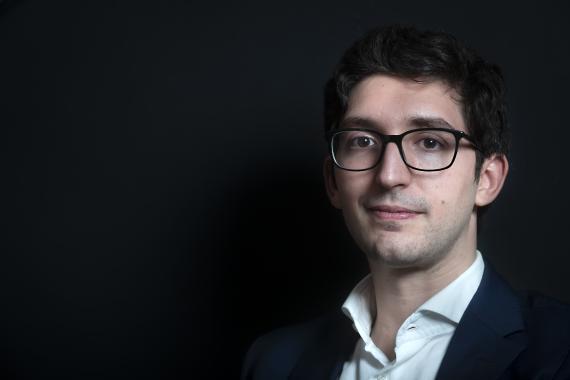 Daniel Ferrer, fundador y presidente no ejecutivo de New Horizon Technologies